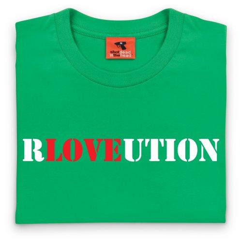 Rloveution T-Shirt, Herren Keltisch-Grn ...