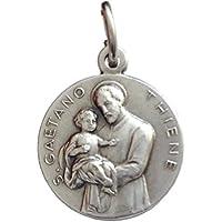 Medalla de San Cayetano de Thiene - Las Medallas de Los Patronos