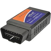 ieGeek OBD2 OBDII Diagnostic Scanner Automobile WiFi Sans-Fil Scanner pour Voiture Numérisation Adapteur Outils Compatible avec iPhone iOS et Android