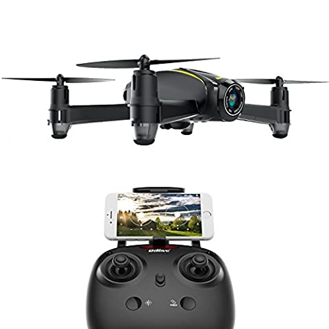 Navigator U31W Drone with HD Camera (1280 x 720) Kids and Beginner WIFI FPV Quadcopter with Altitude Hold Headless Mode TF Card 4GB