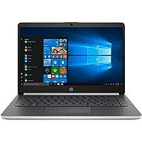 "HP 14-cf0019nf PC Portable 14"" Argent (Intel Pentium Silver, 4 Go de RAM, 64 Go, Intel UHD 605, Windows 10)"