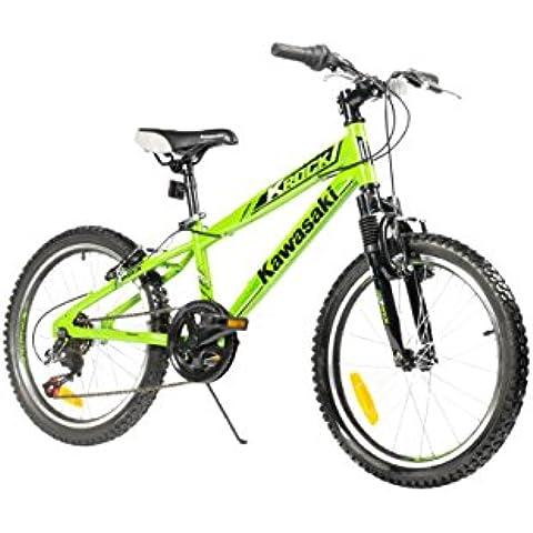 KAWASAKY Bicicletta K-Rock 24