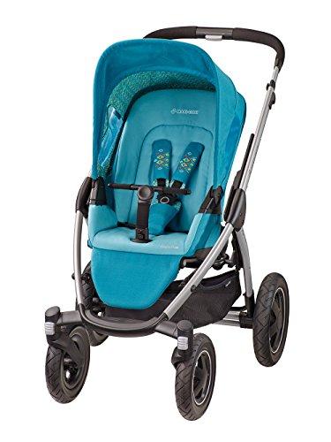 Maxi-Cosi Kombi-Kinderwagen Mura 4 Plus (inkl. Zubehör) mosaic blue