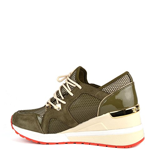 MICHAEL by Michael Kors Scout Olive Sneaker Donna Olive