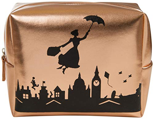 Mary Poppins Trousse da Viaggio Portatrucchi Disney Beauty Case da Donna