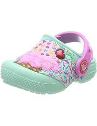 crocs Unisex-Kinder Funlabclogk Clogs