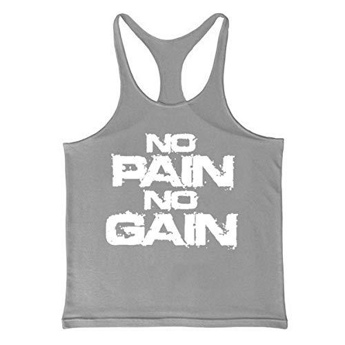 Zoom IMG-2 cabeen no pain gain canottiera