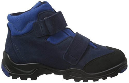 Ecco Unisex-Kinder Xpedition Outdoor Fitnessschuhe Mehrfarbig (MARINE/BERMUDA BLUE-BLACK59611)