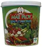 Thai Green curry paste (400g by Mae Ploy)