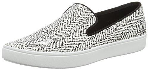 Vagabond Damen Alisa Sneakers Mehrfarbig (98 Black/White)