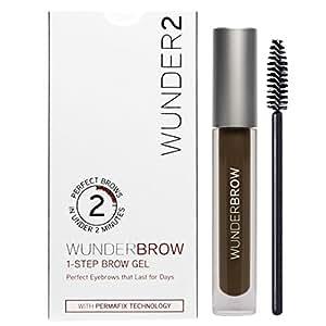 WUNDERBROW - Perfect Eyebrows in 2 Mins - Black/Brown