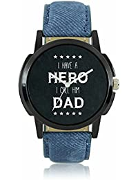 VR FASHION Analogue Black Dial Boy's Watch - Type-0999