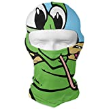 Vidmkeo So Cute Cartoon Food Full Face Masks UV Balaclava Protection Ski Mask Motorcycle Neck Warmer Tactical Hood for Cycling Outdoor Sports Mountaineering Women Men Youth New17