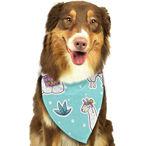 Alle Gekleidet Kostüm - Huyotop Halstuch für Hunde und Katzen, die Alpakas wurden alle in Kostümen gekleidet sind