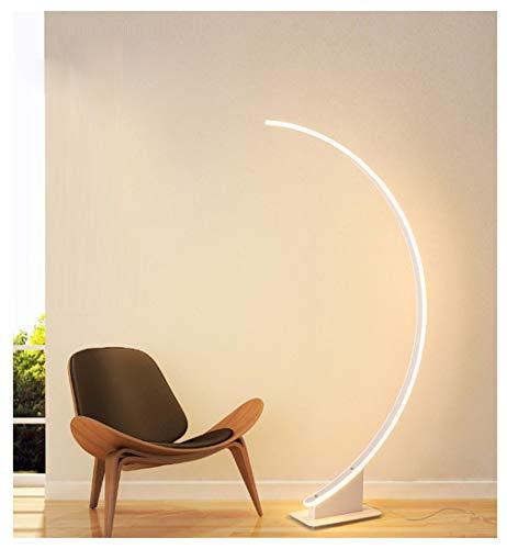 AILEYOU Stehlampe Mit Fernbedienung, LED-Standleuchten, Dimmbare Vertikale Leselampen Für Wohnzimmer, Schlafzimmer, Arbeitszimmer B - Standard Stehlampe Deckenfluter Ist