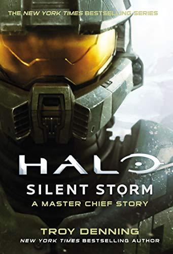 (Halo: Silent Storm (English Edition))