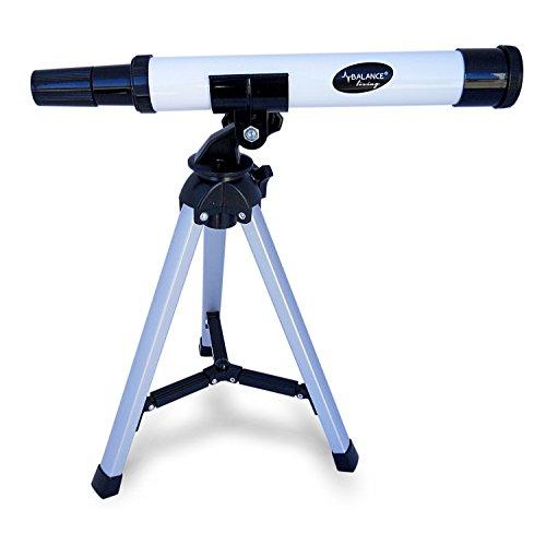 "Balance Living® Mini telescope (30X) + Tripod (9.5"") , Aluminum Main Body"