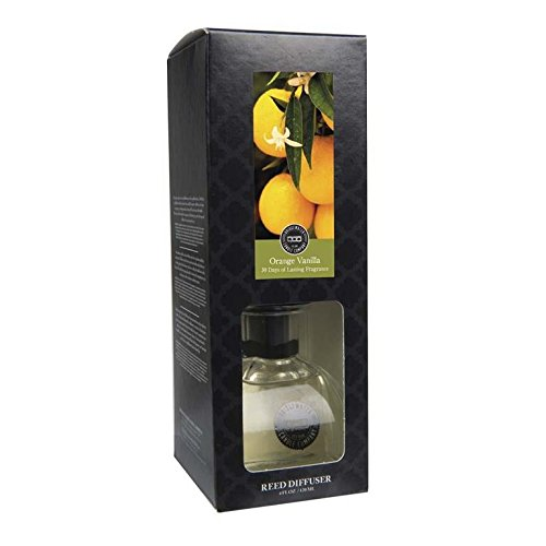 Bridgewater Candle Reed Diffuser Orange Vanilla 125 ml