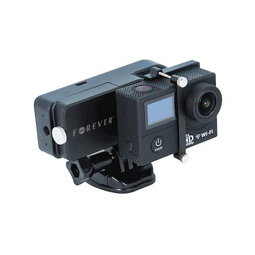 Forever CG-100 Sport action camera stabilizer Nero stabilizzatore per macchina fotografica