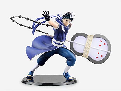 Naruto Shippuden Figura Uchiha Obito 18 cm Anime Figura de acción PVC