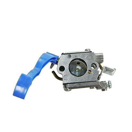 JRL Vergaser für Zama c1q-w37Husqvarna 125B 125bx 125BVX Poulan Laubbläser (Poulan Elektrische)