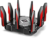 TP-LINK Archer C5400 x tribande Gaming Router, Wi-FI,...