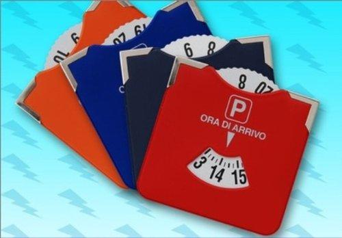 IRPot - 2 discos horarios europeos para estacionamiento