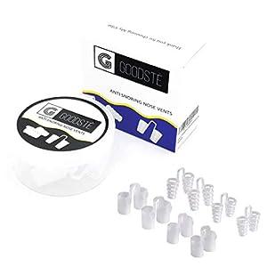 41akSnJQZwL. SS300 8 Pezzi Dilatatore Nasale Clip Antirussamento Dispositivo Per Naso Anti Russamento Stop Russare Rimedi Per Non Russare…