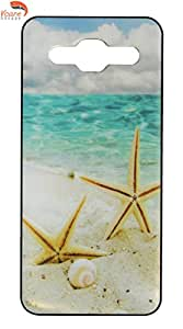 Vcare Shoppe Printed Back case cover for Samsung Galaxy J5