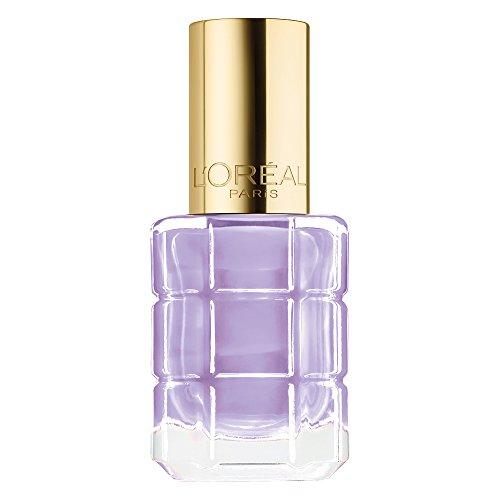 L \'Oréal Paris Color Riche Ölfarben-Nagellack für Nägel, angereichert mit wertvollen Ölen B04 Violette Soufle