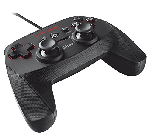 Trust GXT 540 Gamepad Cablato per PC e PS 3