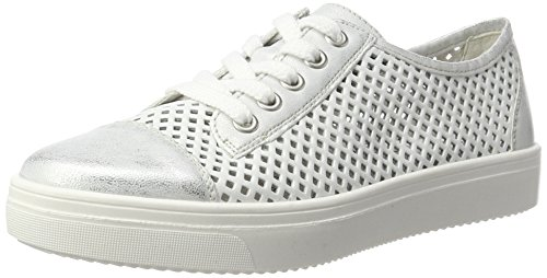 Remonte Damen R7804 Sneakers Weiß (ice/weiss/81)
