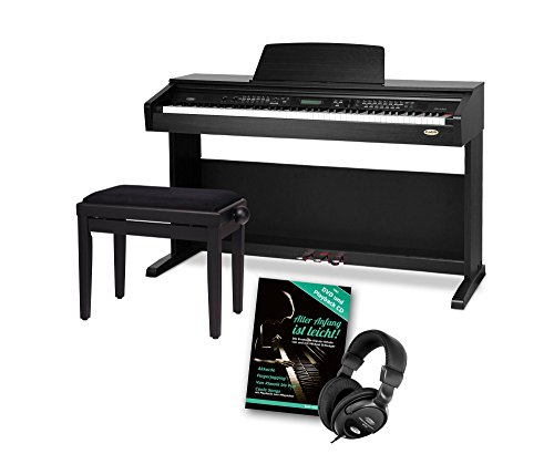 Classic Cantabile DP a 310 SM S (Piano digital con mecanismo de martillo, 88 teclas, 500 Voces)