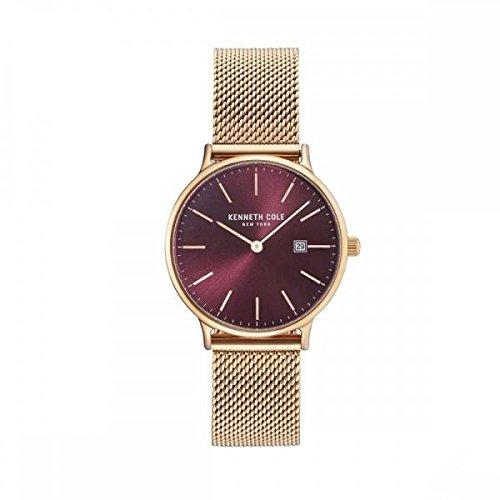 Kenneth Cole New York Orologio da donna orologio da polso acciaio inossidabile kc15057008