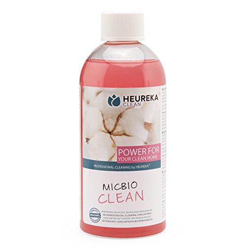 HEUREKA Geruchsneutralisierer Konzentrat MicBio Clean mit 80 Mio. Organismen/ml