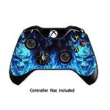 Jeux Xbox One Peaux Manette Xbox One Vinyle Autocollants Accessoire Xbox One - Blue Daemon