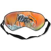 Spider Augenmaske aus Seide, bequem, Orange preisvergleich bei billige-tabletten.eu