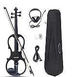 AITU Violine 4/4 Elektroakustische Violine Sarg Für Anfänger Von Streichinstrumenten