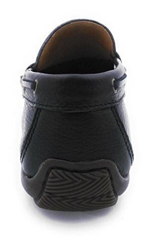 Homme mocassins maroquinerie première qualité. Creation tendance de la mode. Doublure intérieur en cuir 100%. Bleu Marine