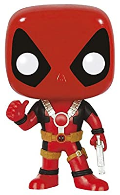 Deadpool Deadpool Vinyl Bobble-Head 112 Figurine de collection