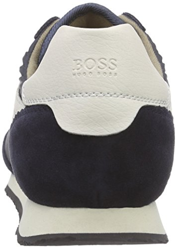 Boss Orange - Adrey 10189799 01, Scarpe da ginnastica Uomo Blu (Blau (Dark Blue 401))