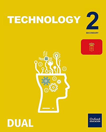 Inicia Dual Technology. Student's Book Pack. Navarra - 2º ESO - 9780190506827