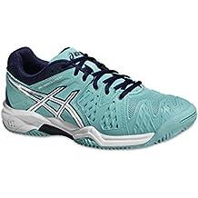 Asics - Zapatillas de deporte para mujer, color turquesa,  talla 39 EU