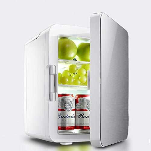Tragbarer kompakter persönlicher Kühlschrank kühlt und heizt, fasst 5 Liter, kühlt 6 12-Unzen-Dosen NYGJMNBX (Farbe : Car use)