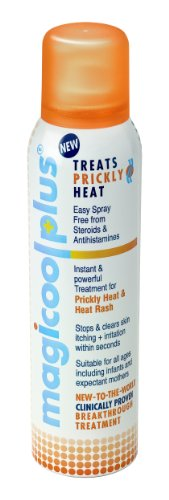 Magicool Plus Prickly Heat Spray 150ml