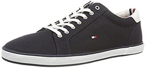 Tommy Hilfiger H2285arlow 1d, Men's Low-Top Sneakers, Blue (Midnight 403),
