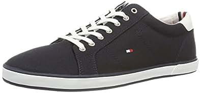 Tommy Hilfiger H2285ARLOW 1D, Herren Sneakers, Blau (Midnight 403), 42 EU