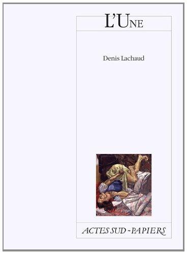 L'Une par Denis Lachaud