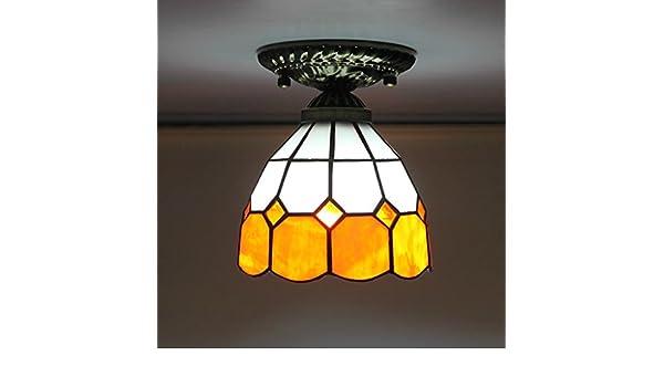Lampadari E Plafoniere Tiffany : Gweat tiffany inch mediterraneo moderno e minimalista camera da
