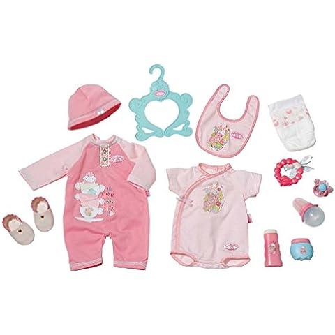 Zapf Creation 794180 - Bambolotto E Accessori - Baby Annabell - Particolare Attenzione Set